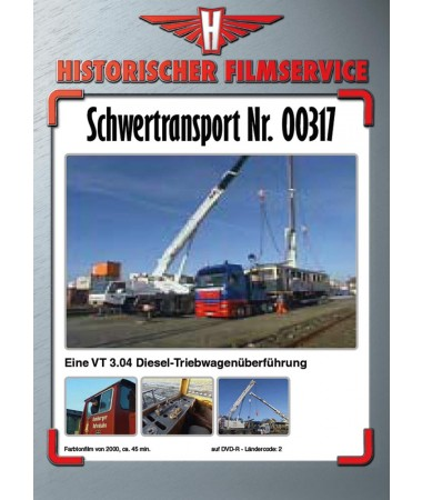 Schwertransport Nr. 00317